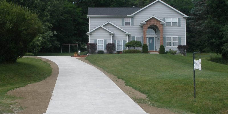 Concrete driveways versus asphalt erie concrete homeowners often try to decide if they should replace their driveway with asphalt or concrete it is not always an easy decision especially when you solutioingenieria Choice Image